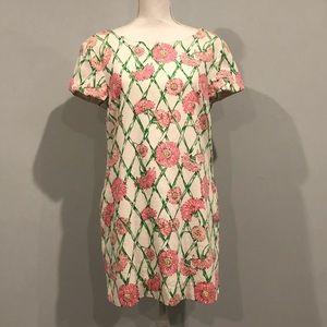 VINTAGE Lilly Pulitzer Floral Dress